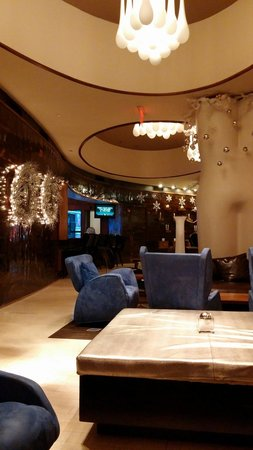 R Lounge at Two Times Square : Lounge