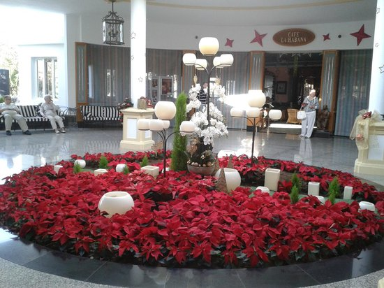 Hotel Riu Palace Meloneras Resort: Christmas
