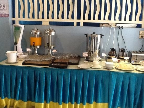 Sawasdee Bangkok Inn: I LOVED THIS HOTEL