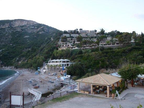 SENSIMAR Grand Mediterraneo Resort & Spa by Atlantica: Вид на отель