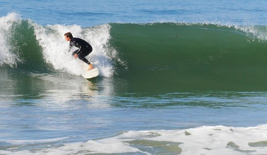 Dana Point, Kalifornien: San Clemente - Surfspot