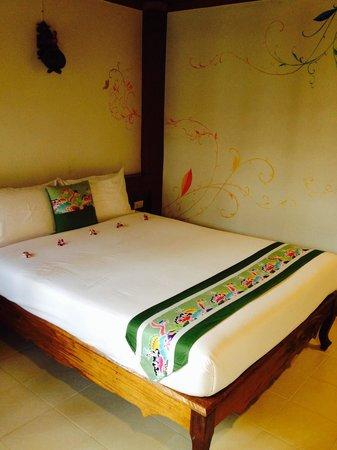 Baan Pakgasri Hideaway: Zimmer seaview bungalow