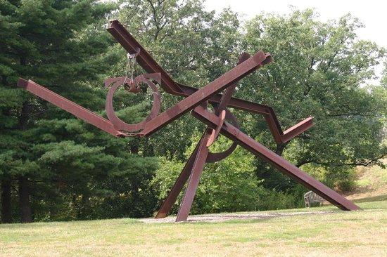 Laumeier Sculpture Park: Art or engineering?