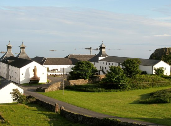 Ardbeg Distillery: Little bit of Heaven on Earth