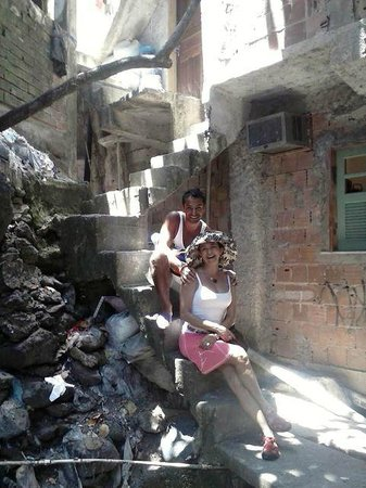 Martha Vasconcellos - Private Tours in Rio: Rocinha with Martha - Inside views