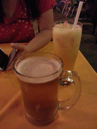 Islandish Seafood Restaurant: Drinks