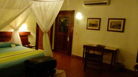 Hotel & Bungalows Mayaland: La chambre