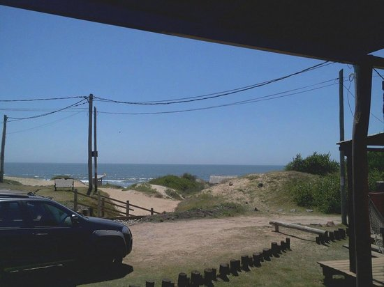 Kundalini: Vista diurna desde terraza
