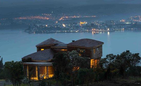 OCIO Territorial Hotel: vista principal