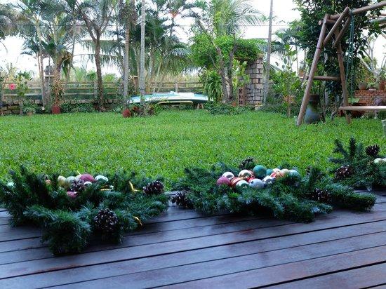 Rock Villa Hoi An : garden