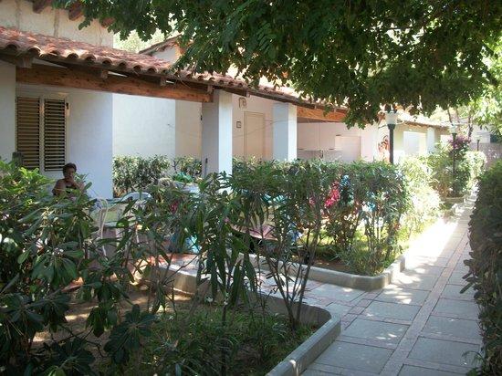Villaggio Saturno: I bungalow