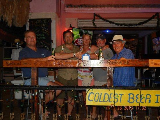 Nash's Sports Bar and Studio Rentals: Good friends met here.