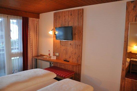 Hotel Gletschergarten: Standard Doppelzimmer