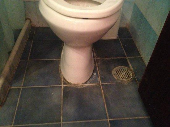 MariRena Hotel: hygiene wc