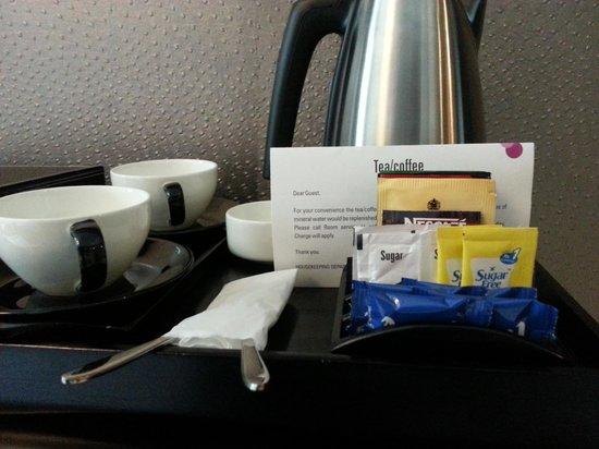 The Zuri Whitefield Bangalore: Tea/Coffee maker