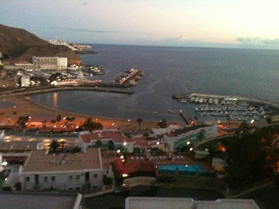 Servatur Puerto Azul : Udsigt fra hotellet.
