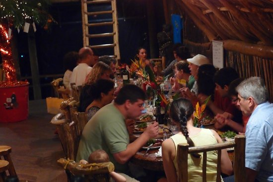Tranquilseas Eco Lodge and Dive Center: everyone is family at Tranquilseas Eco lodge