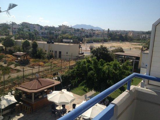 MariRena Hotel: superbe vue de la chambre