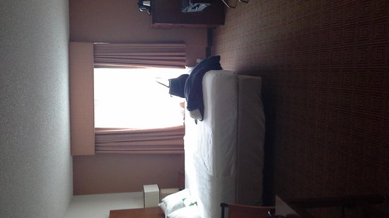 La Quinta Inn & Suites Danbury : The bed
