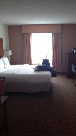 La Quinta Inn & Suites Danbury: The bed