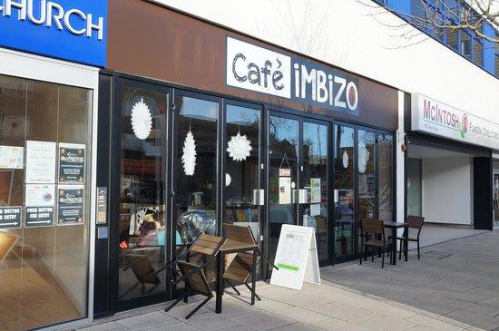 Cafe iMBiZO