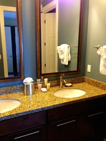 Wyndham Vacation Resorts Great Smokies Lodge : 2nd bathroom