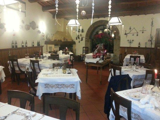 Al Vecchio Convento : Sala principale