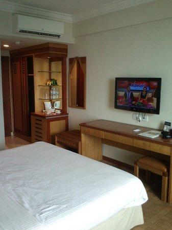 Swiss-Inn Batam : room