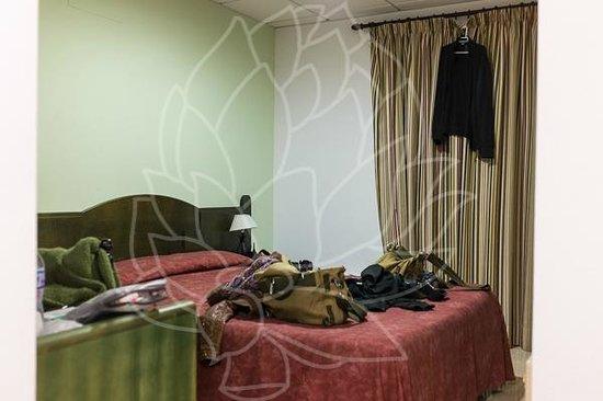 Marquesa Hotel: Zimmer innen
