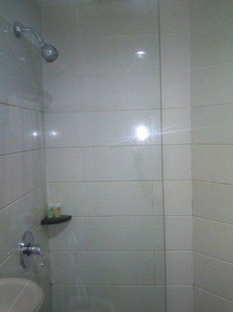 Swiss-Inn Batam : shower cubicle