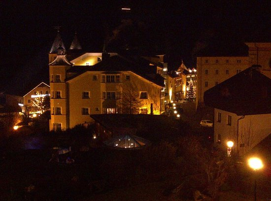 Hotel Adler Balance : Vista dal terrazzo della nostra camera