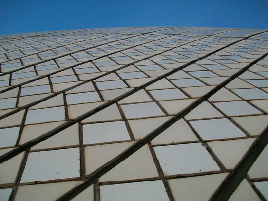Sydney Opera House : up close
