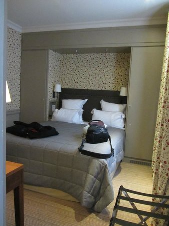 Hotel de Londres Eiffel: Room 42