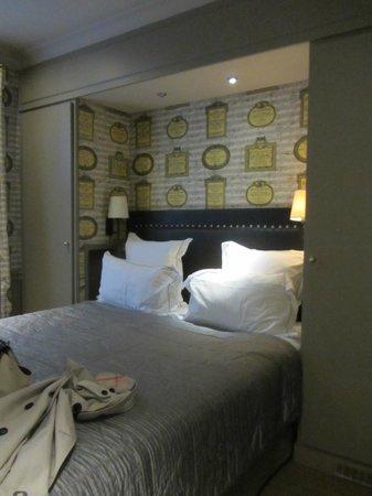 Hotel de Londres Eiffel: Room 54