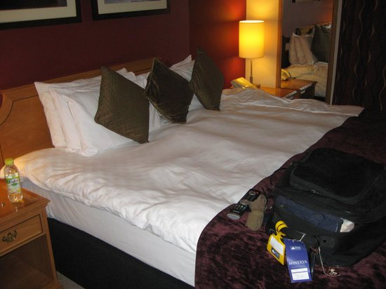 The Coach and Horses: Very comfortable room