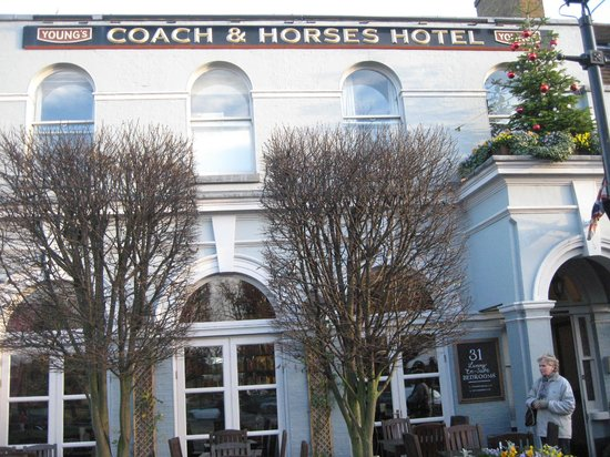 The Coach and Horses: very welcoming and lovely vibe