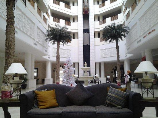 Saphir Palace & Spa : réception
