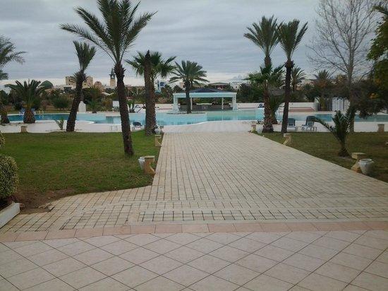 Saphir Palace & Spa : piscine