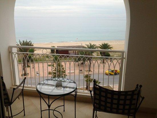Saphir Palace & Spa : balcon