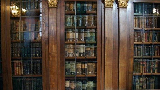 Jagiellonian University - Collegium Maius : Books in the library