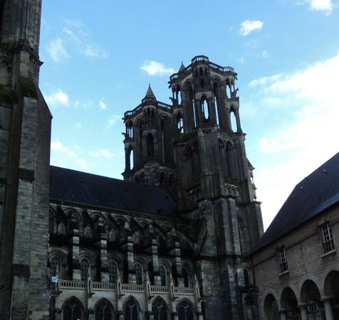 Cathedrale Notre-Dame de Laon: Cathedral