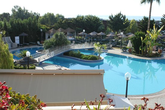 Atlantica Bay Hotel: One from hotel pools