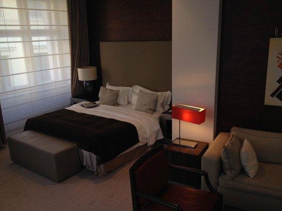 Radisson Blu Style Hotel, Vienna: Schlafzimmer - Junior Suite