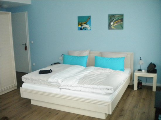 Markgrafler Hof: all-new rooms, beds very comfy