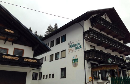 Gasthof - Pension Odsteinblick: Schönes Gasthaus