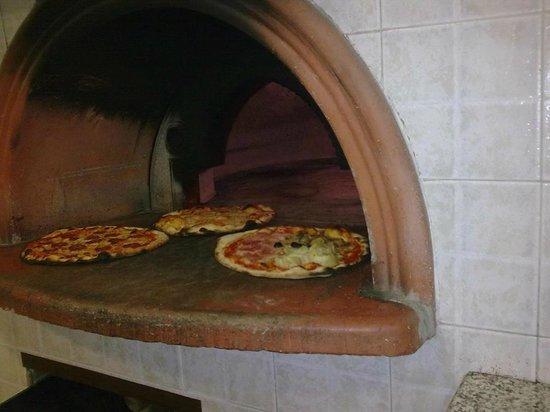 Roma: il forno