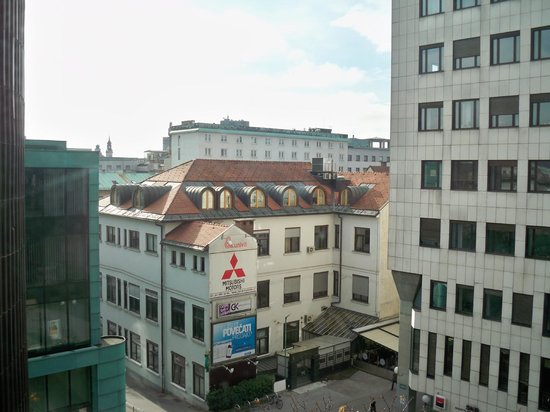 Grand Hotel Union Business: view from my balcony