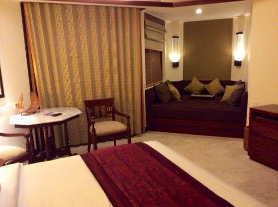 Grand Hyatt Bali : room