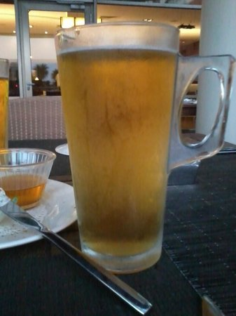 Novotel Istanbul City West Hotel: great beer