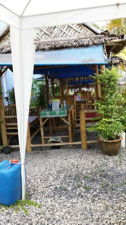 Chalawan Kitchen: Seating area